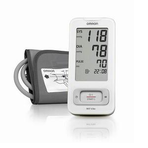 test tlakomeru